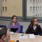 1. okrúhly stôl - zástupcovia jednotlivých projektov