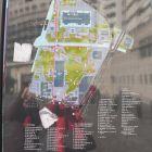 mapa areálu Mesta vedy a techniky