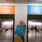 oddelenie pre deti od 2 - 7 rokov a 5 - 12 rokov
