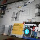 interaktívne rozhovory s ľudmi v metre, v autobusoch, v meste o ich spôsobe dopravy