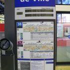 ukážka zastávky liniek metra a vlakov