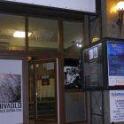 Vstup do Divadla Malá scéna STU v Bratislave