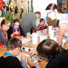 Chemická spoločnosť BASF prezentovala Zábavné pokusy s vodou