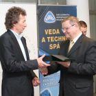 Za výsledky v programoch EÚ - prof. Ing. Tomáš Sabol, CSc.