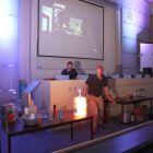 Vedecká show Michaela Londesborougha na Slovensku!