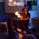 Vedecká show Michaela Londesborougha